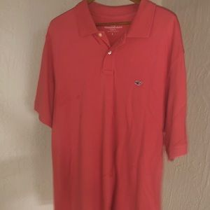 VINEYARD VINES MENS POLO SHIRT SIZE LARGE